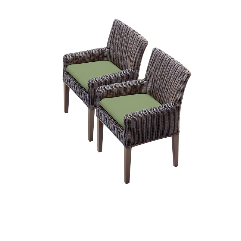 Tk Classics Dining Chairs Arms Cilantro