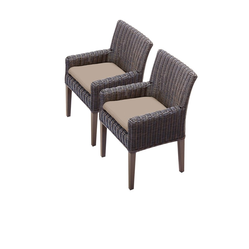 Tk Classics Dining Chairs Arms