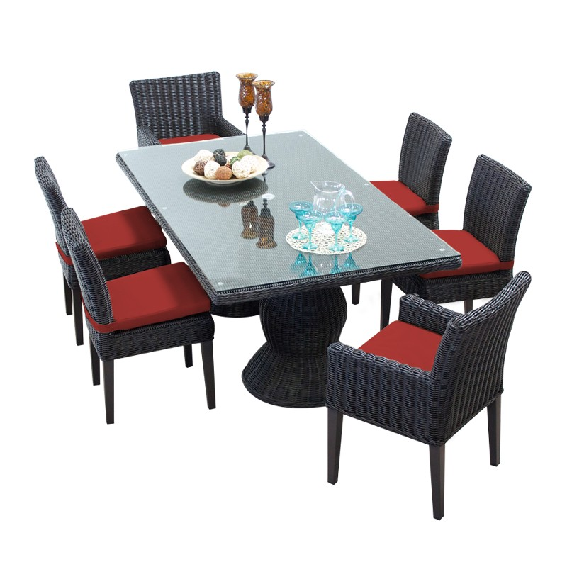 Rectangular | Outdoor | Classic | Patio | Chair | Table | Dine