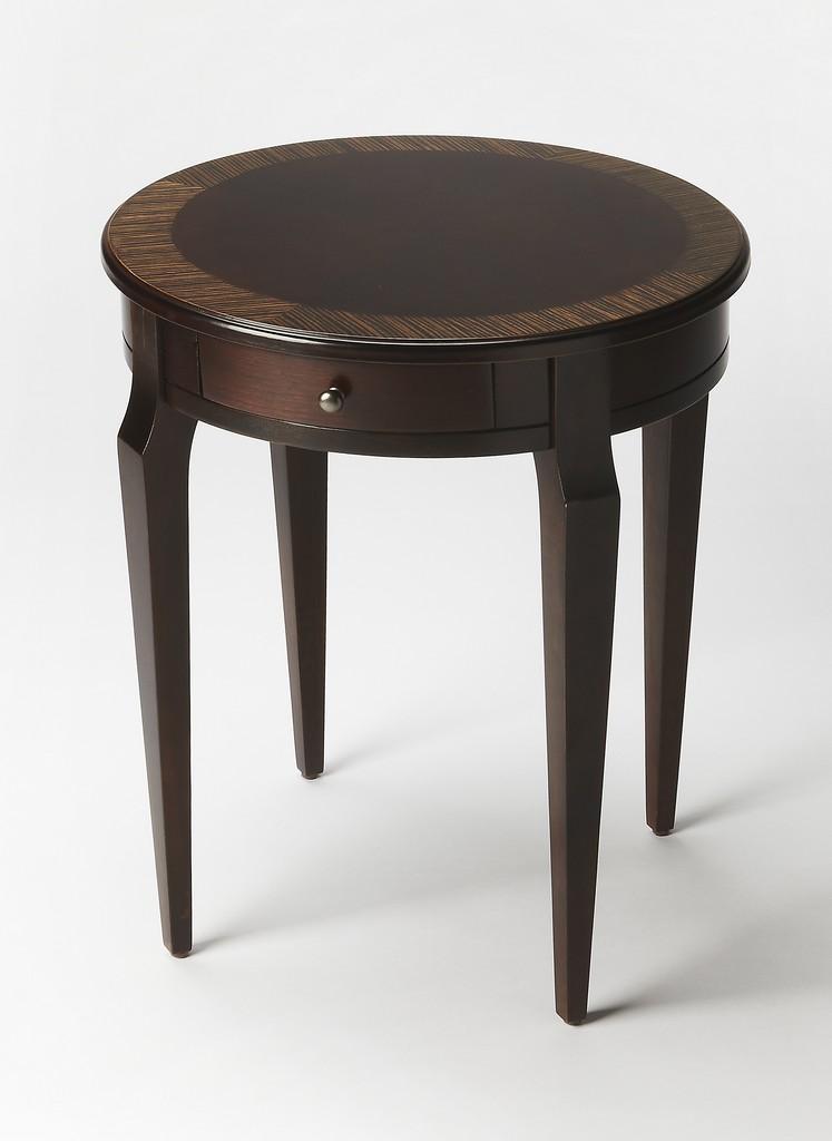 Archer Café Nouveau Side Table - Butler Specialty 341211
