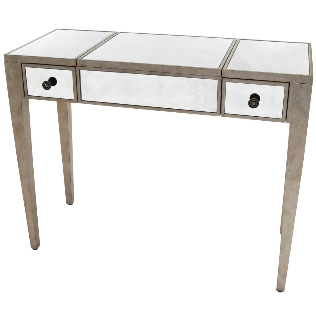 Baines Mirrored Vanity Table - Butler Specialty 3507146