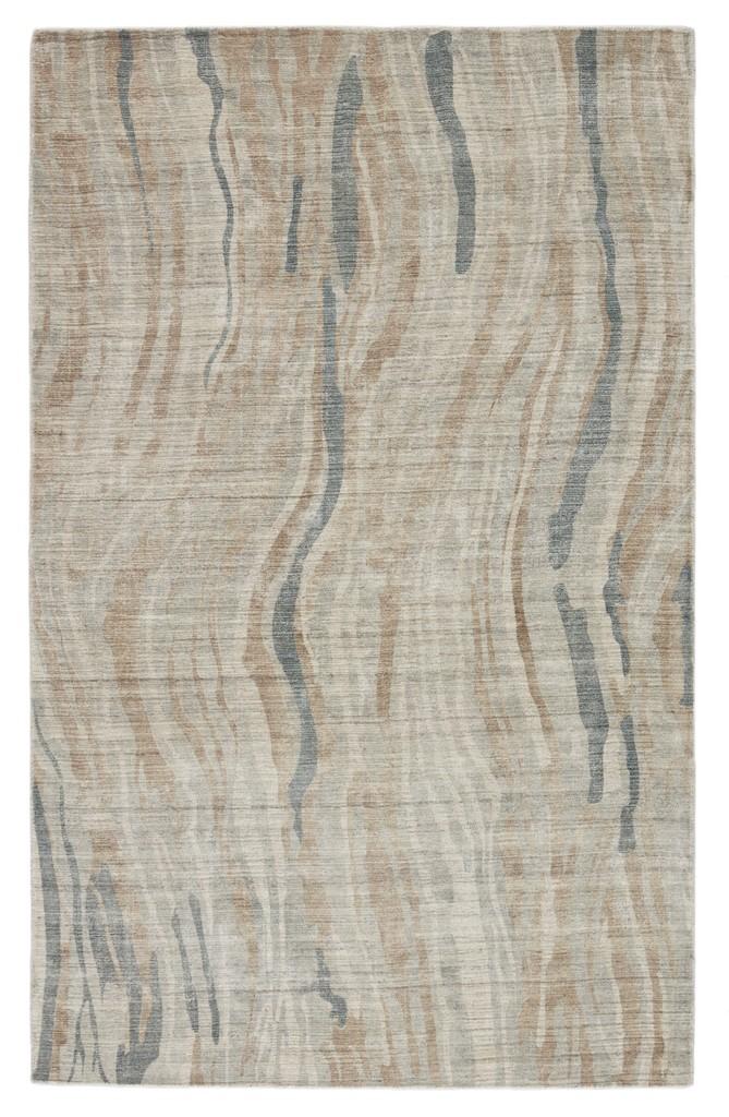 Barclay Butera by Jaipur Living Barrington Handmade Abstract Light Gray/ Beige Area Rug (5