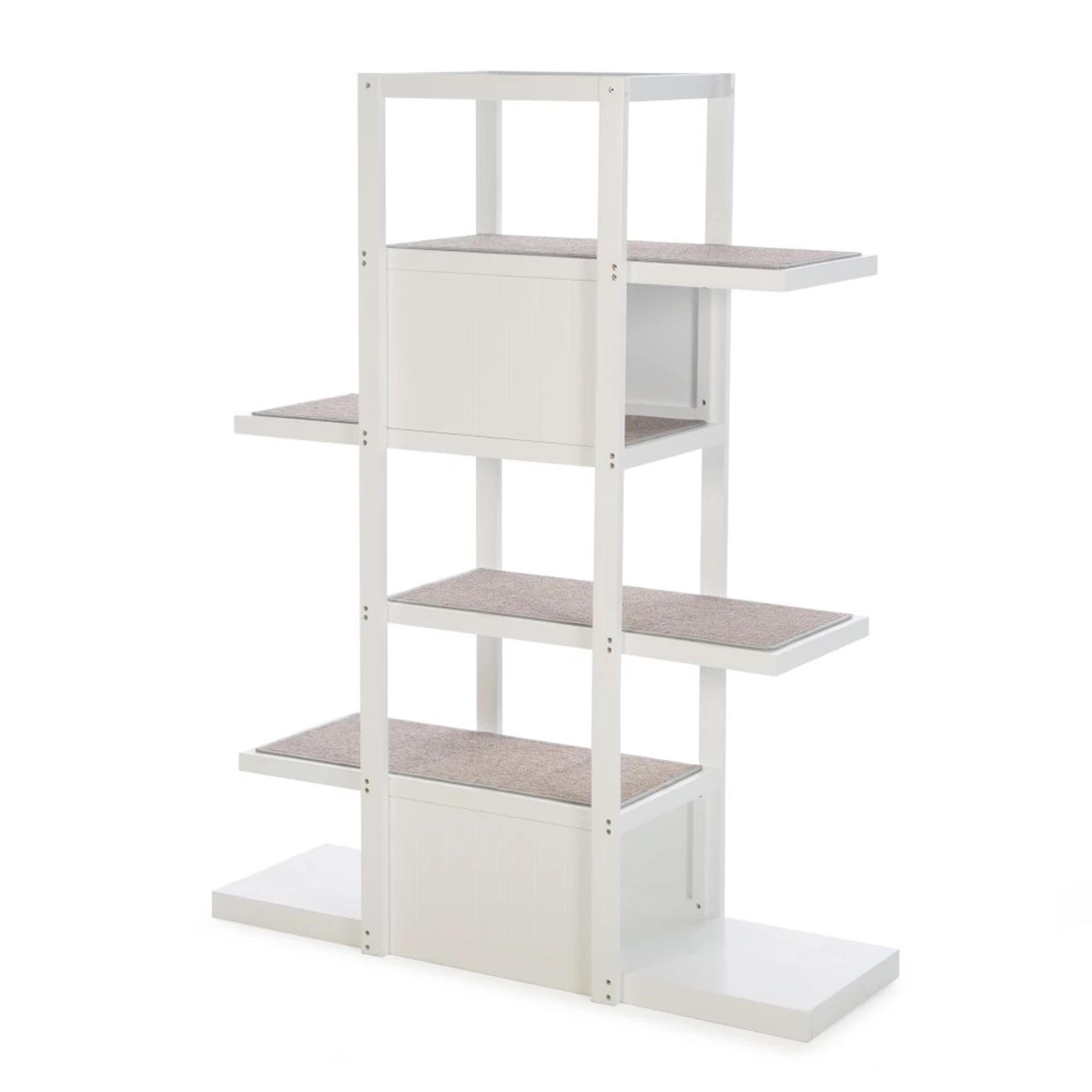 Bookshelf Cat Tree - Zoovilla TOY0151720110