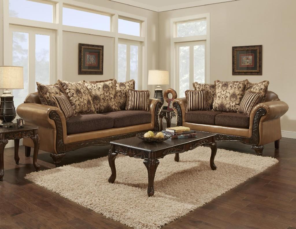 Myco Bronze Sofa