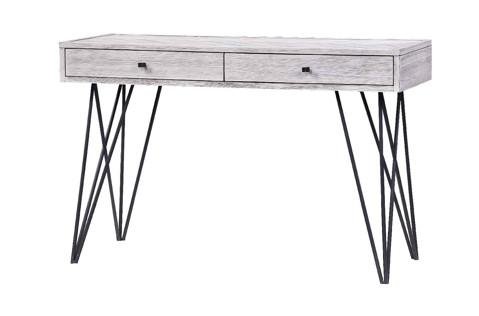 Aspen Court II Two Drawer Console Table - Coast to Coast Imports 48204