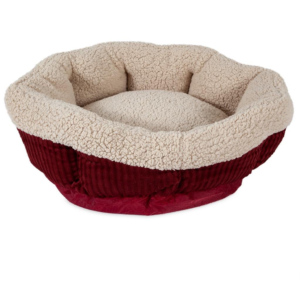 """ASPEN PET SELF WARMING 19"""" CAT BED - Petmate 80961"""