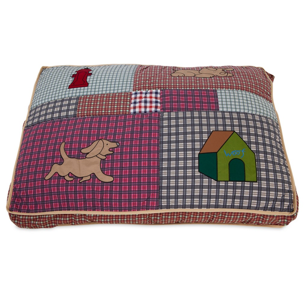 ASPEN PET 30 X 40 QUILTED NOVELTY BED - Petmate 80986