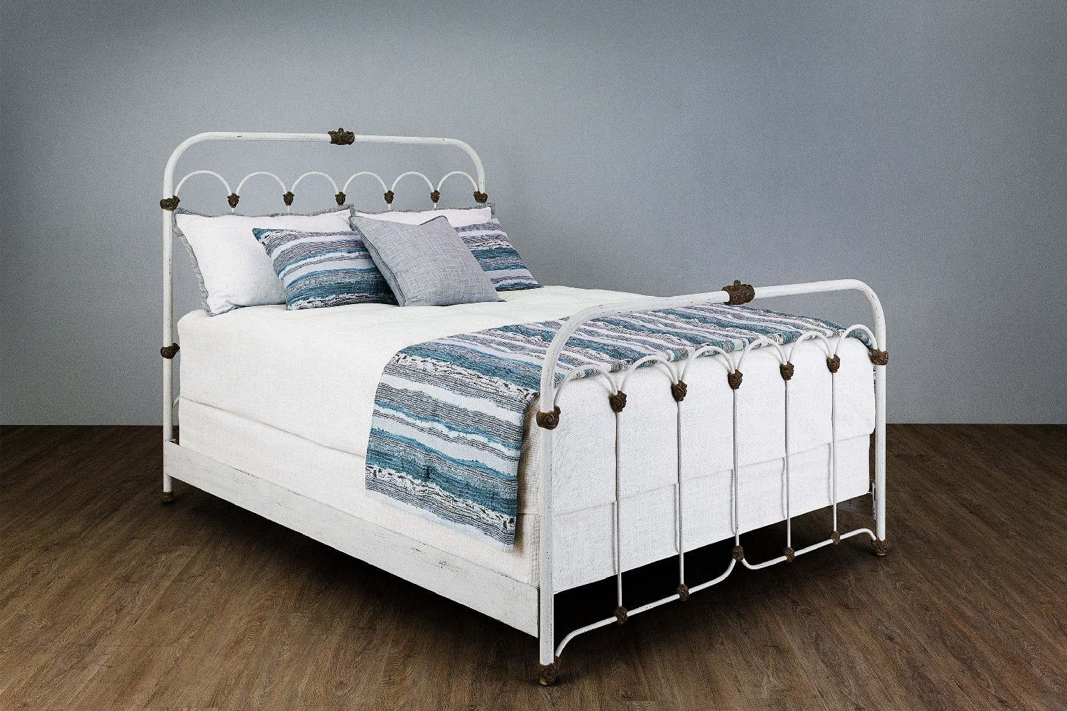 Taylor Gray Home Metal Bed Headboard