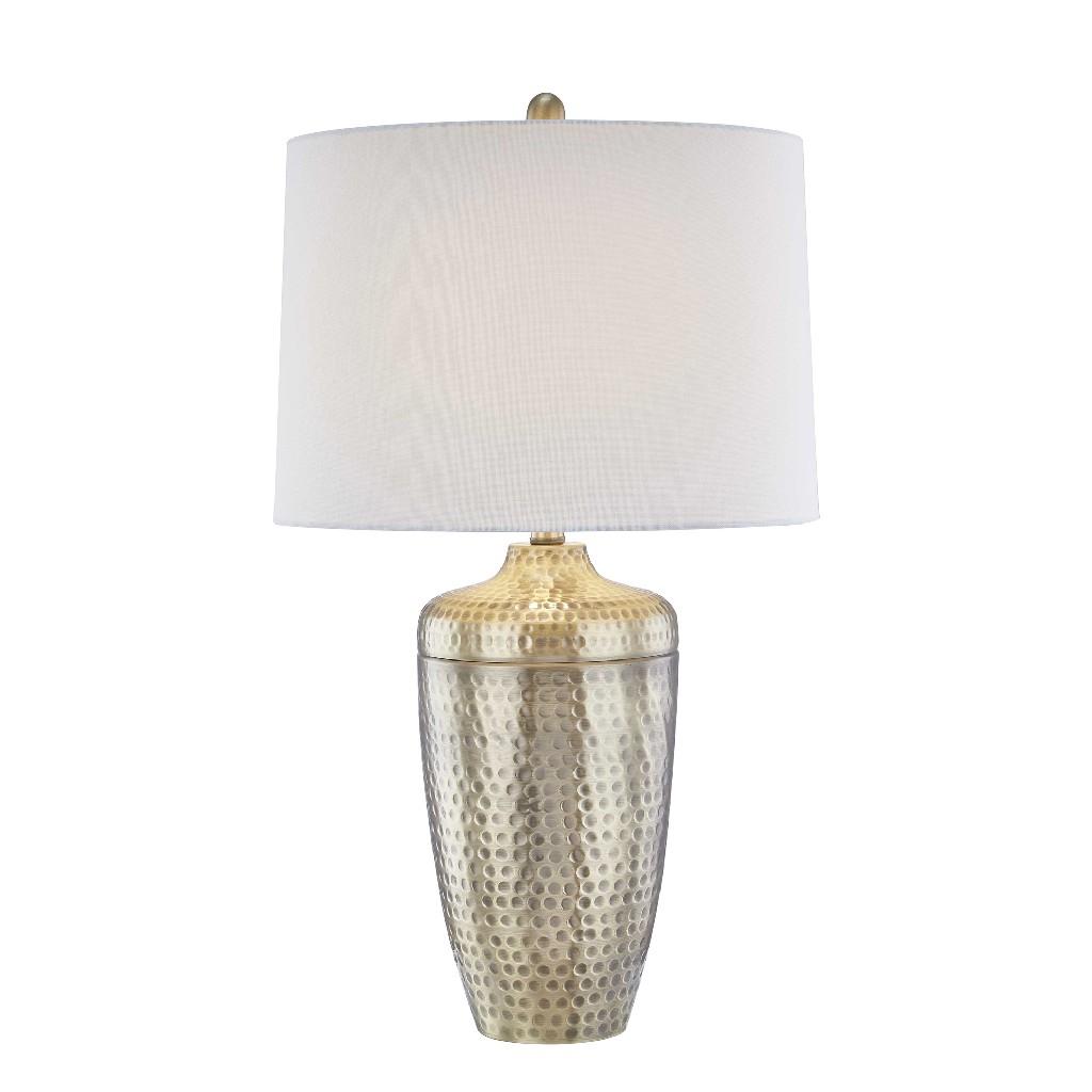 Chrome | Brass | Metal | Table | Lamp | Home