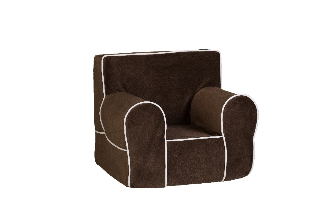 All Mine Kids Chair in Night Party Chocolate - Leffler Home 14000-21-13-01