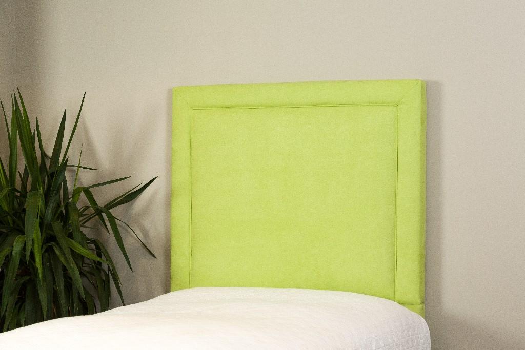 All Mine Twin Upholstered Headboard in Montana Sour Apple - Leffler Home 20000-21-60-01