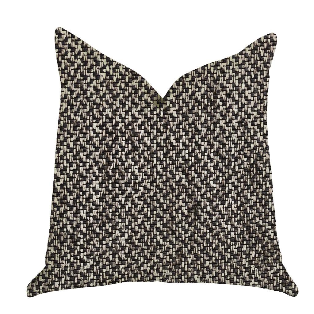 Pepper | Pillow | Black | Salt | Grey