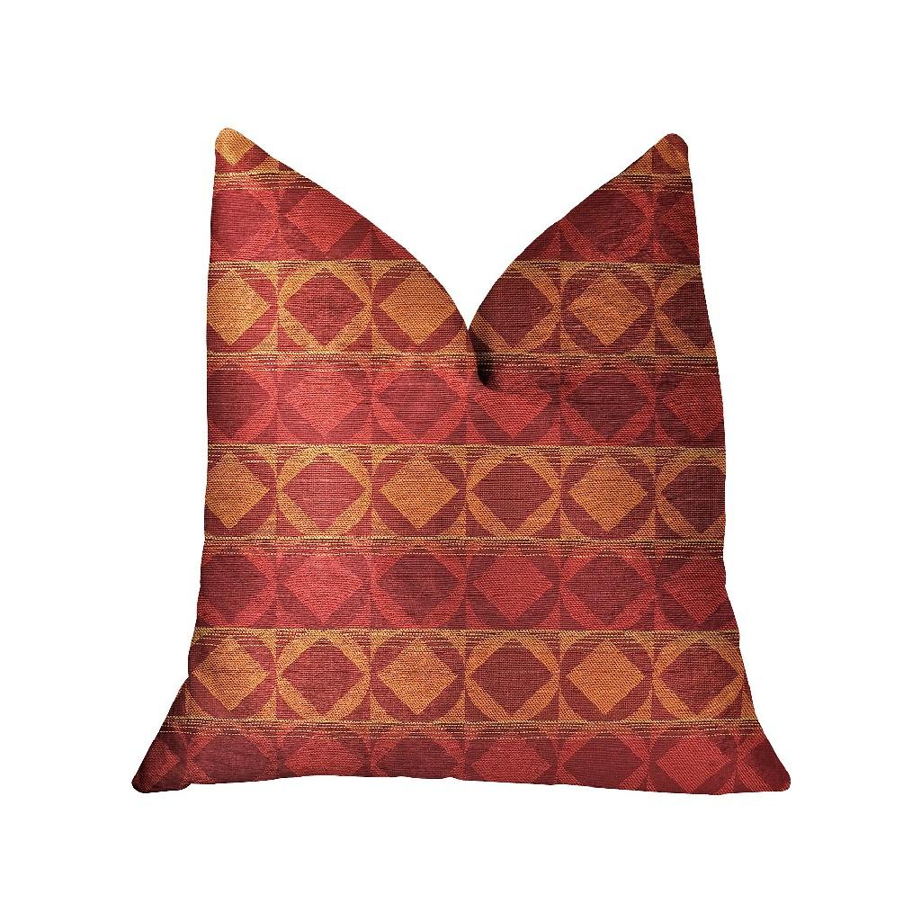 Pillow   Orange   Red