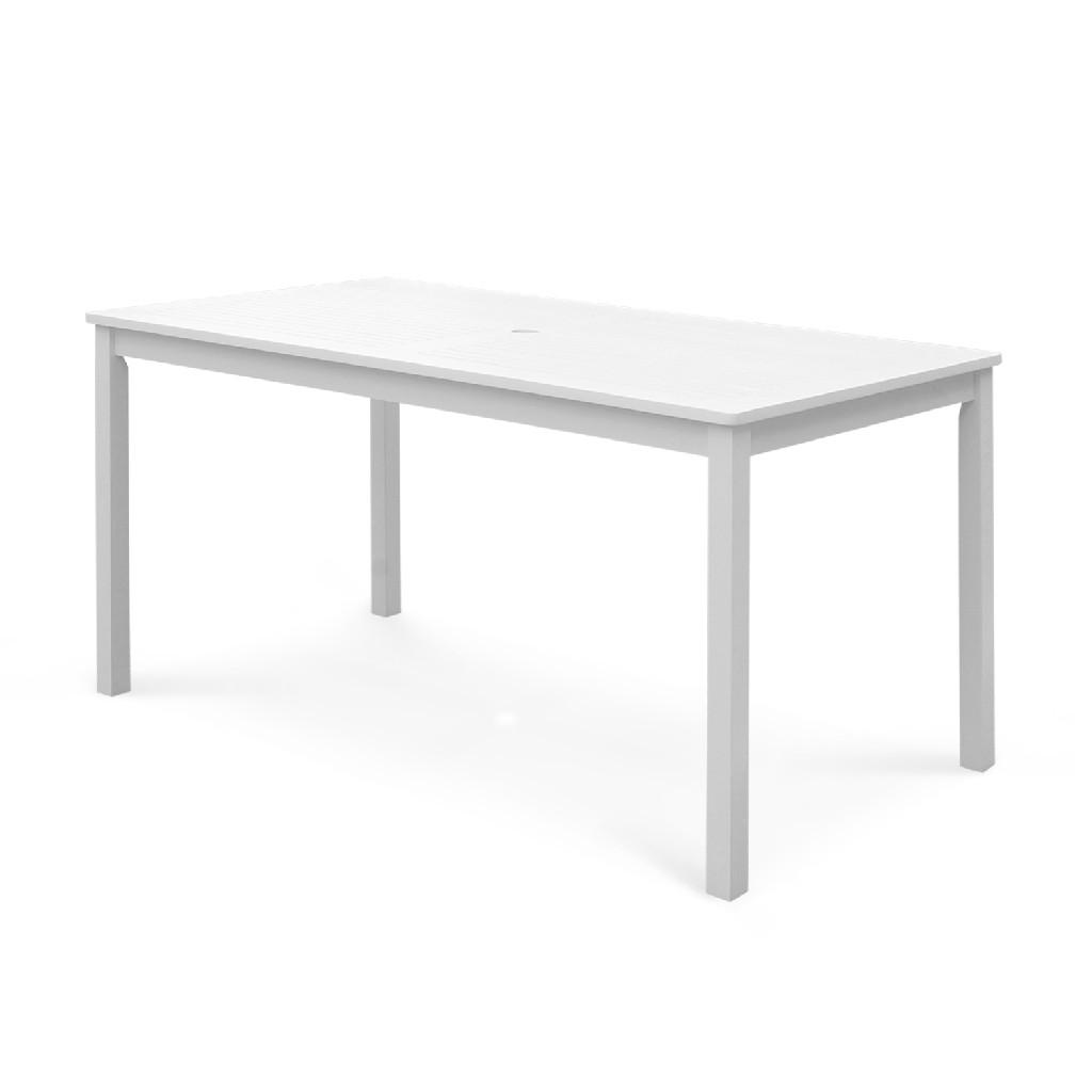 Bradley Outdoor Rectangular Patio Dining Table - Vifah V1336
