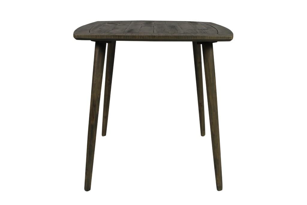 Colton Gathering Table in Brown - MEVA 17006001