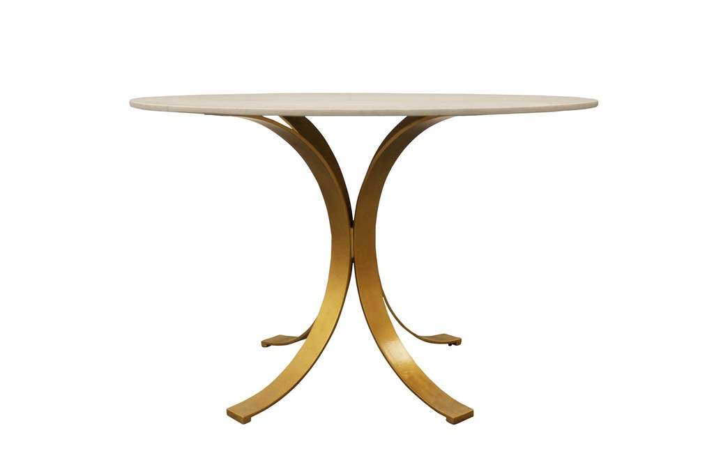 Meva Haskell Round Dining Table