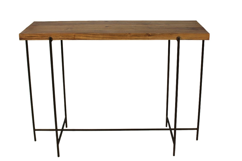 Austin Console Table in Natural - MEVA 72005004