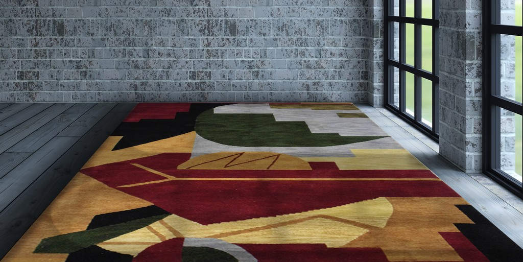 Alice Hand-Knotted Rug 5
