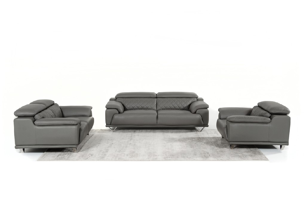 Wolford Leather Sofa Set