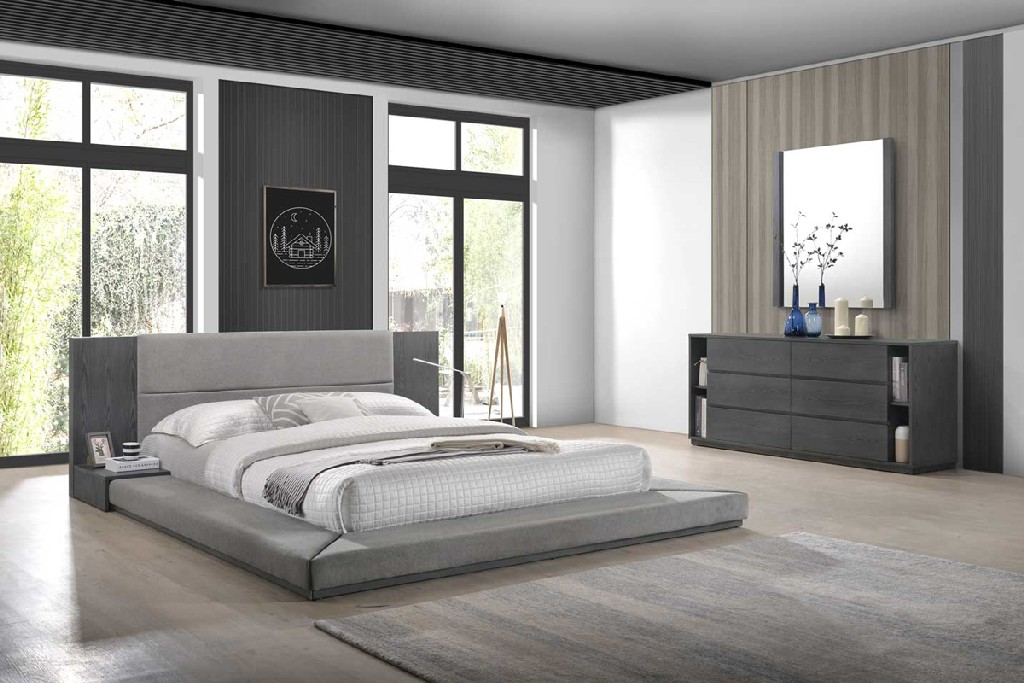 Vig Furniture Bedroom Set Photo