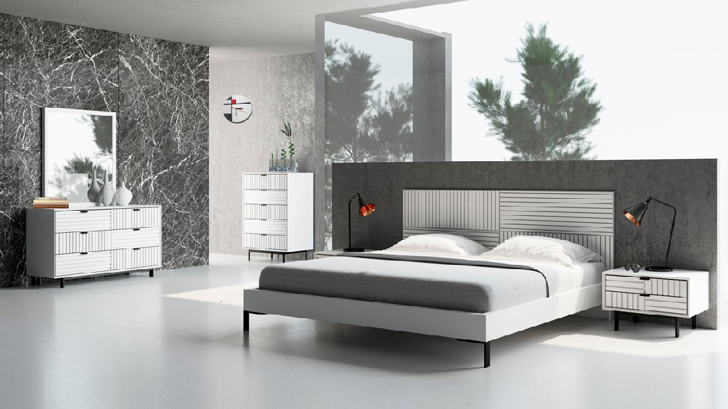 Vig Bedroom Set