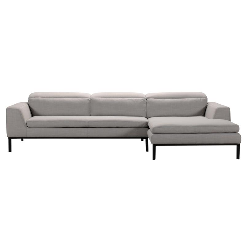 Clayton Fabric Sectional Sofa