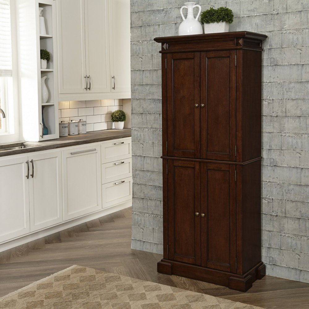 Americana Cherry Kitchen Pantry - Homestyles Furniture 5005-69