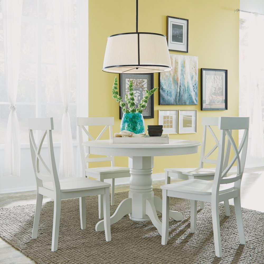 Homestyles Dining Set White
