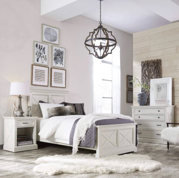 Twin Bed Night Stand Chest