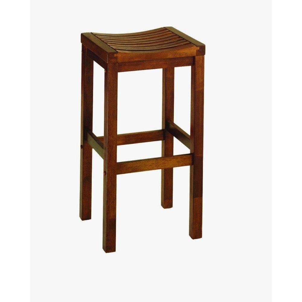29 Inch Oak Bar Stool - Homestyles Furniture 5645-88