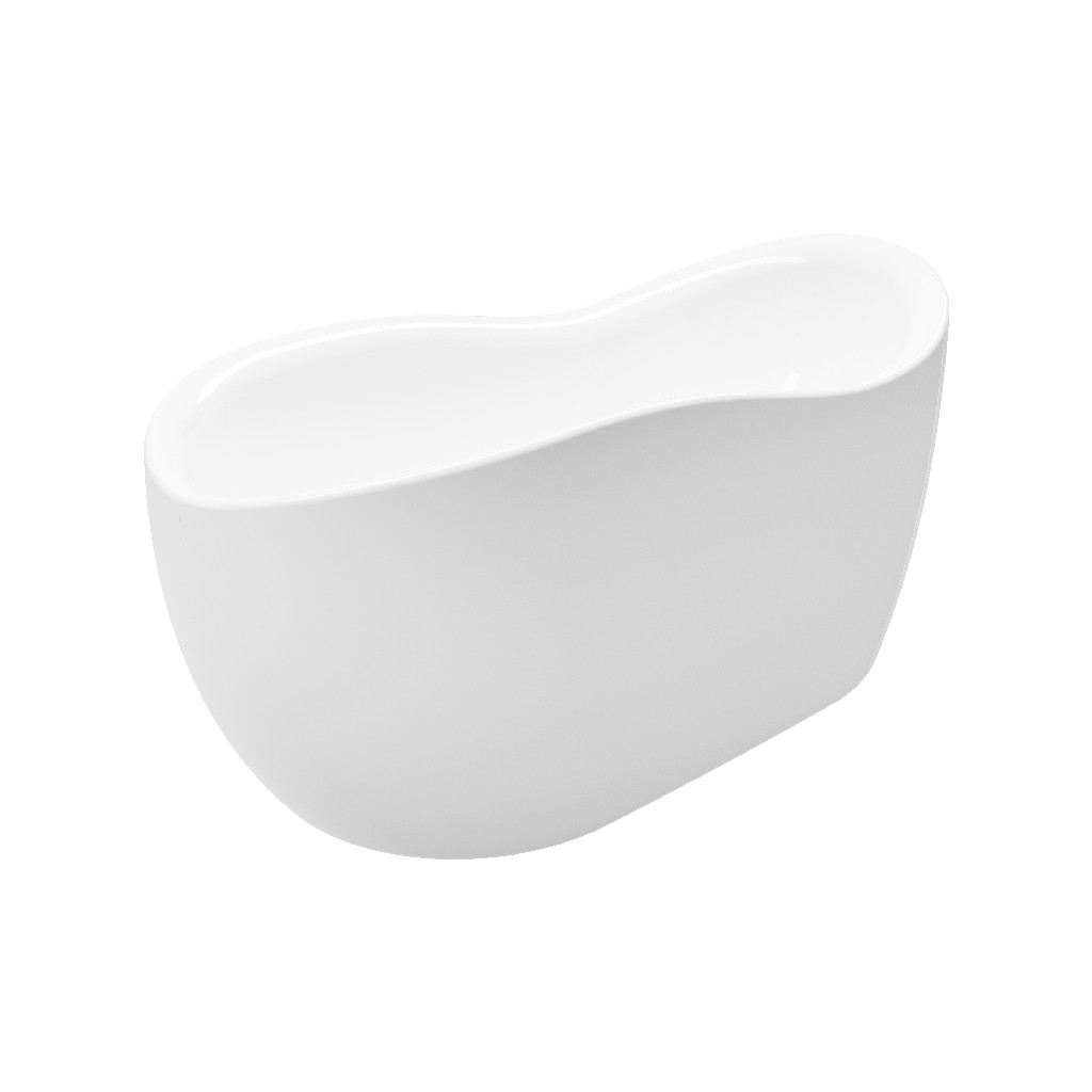 """Axel Freestanding Bathtub 68"""" with faucet - A&E Bath and Shower BT-770"""