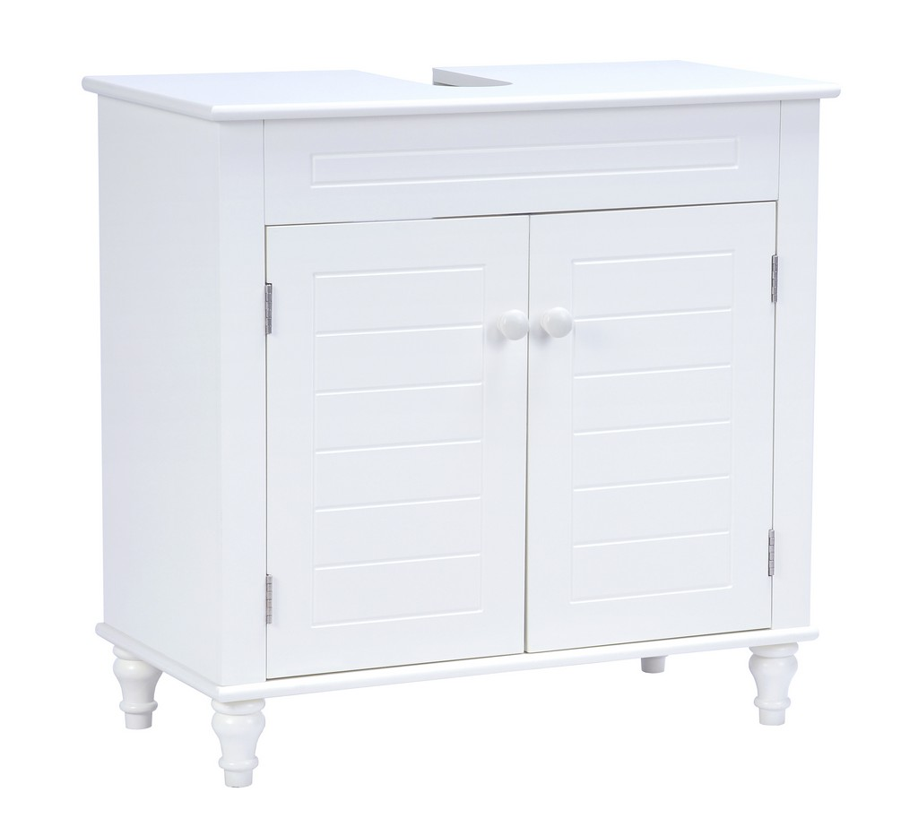 Axil III Under the sink Cabinet - A&E Bath and Shower SU-WHT-03