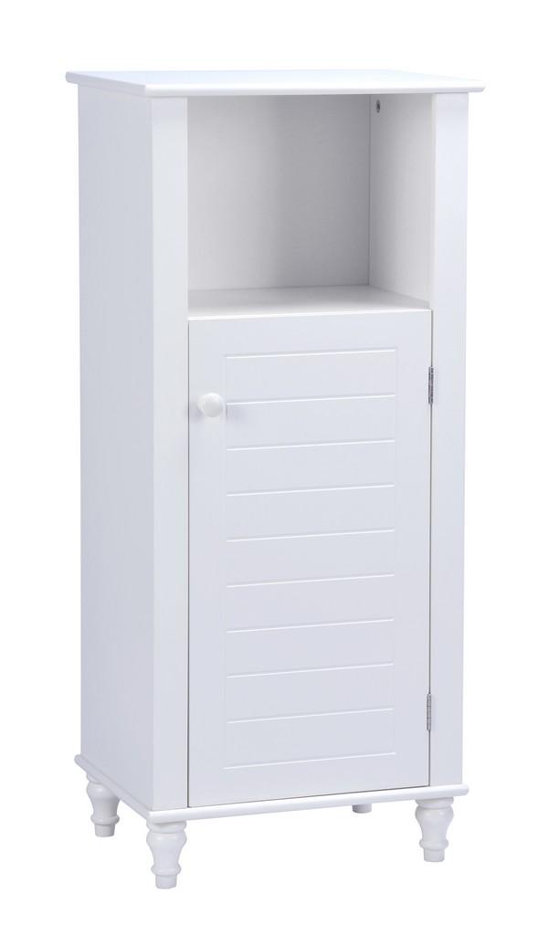 Axil IV Side Cabinet - A&E Bath and Shower SU-WHT-04