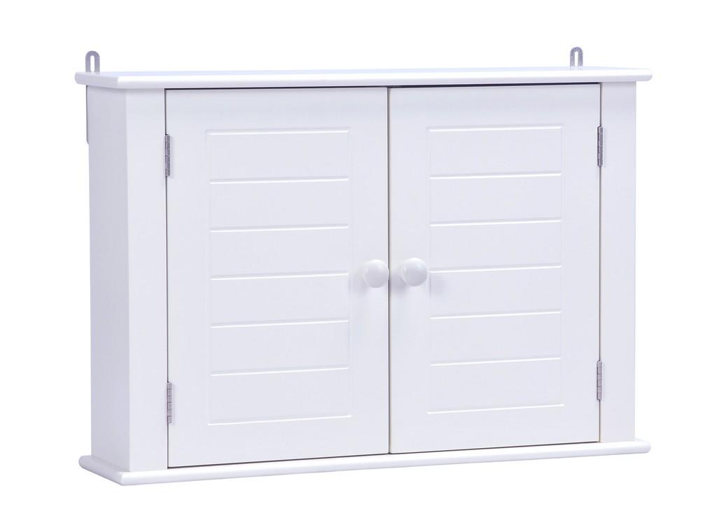 Axil VI Wall Cabinet - A&E Bath and Shower SU-WHT-06