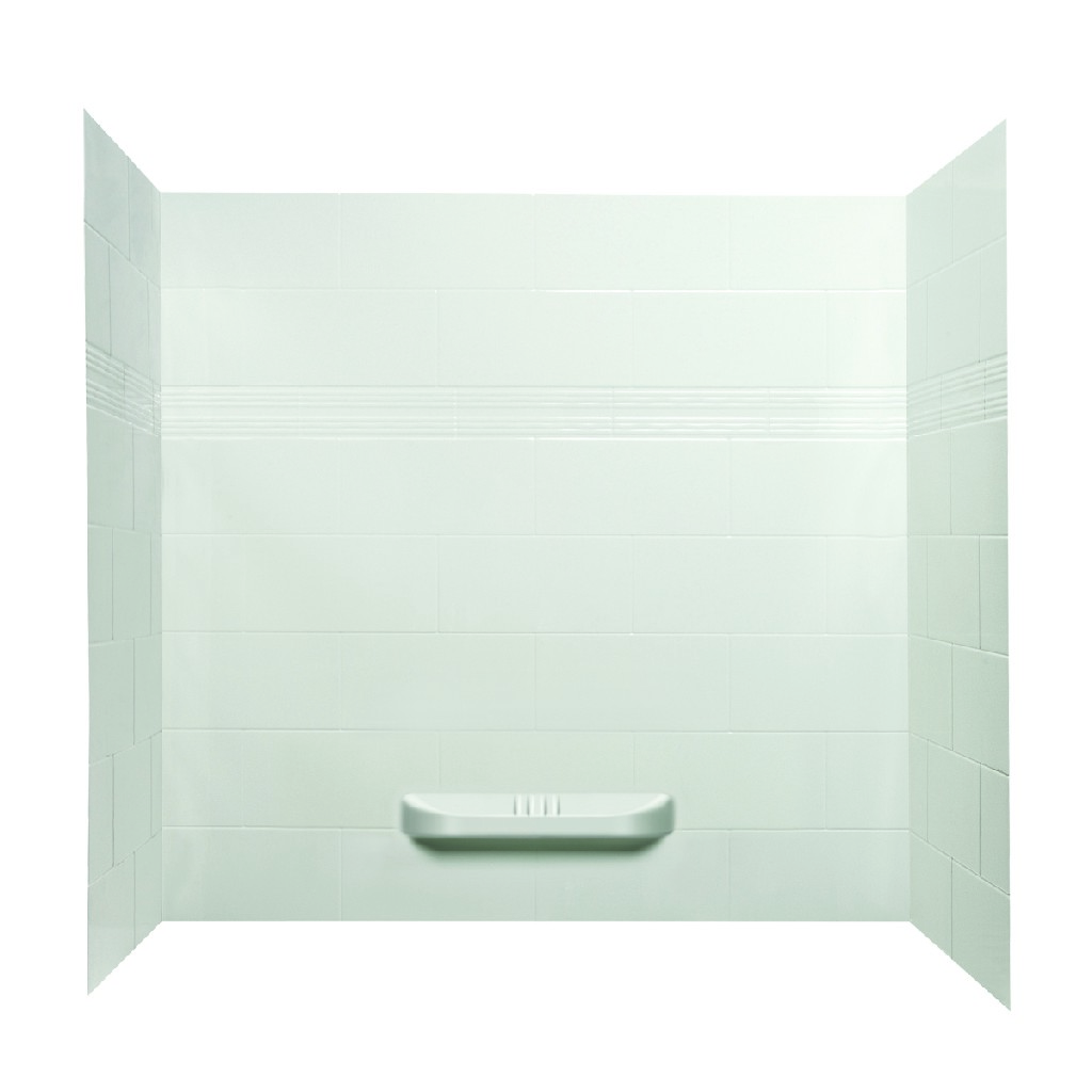 A Kayla Bathtub Shower Wall