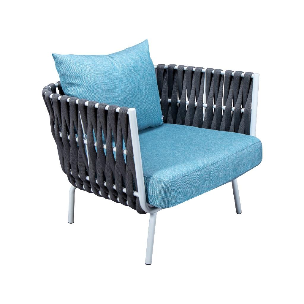 Cushion | Outdoor | Modern | Chair | Rope | Club