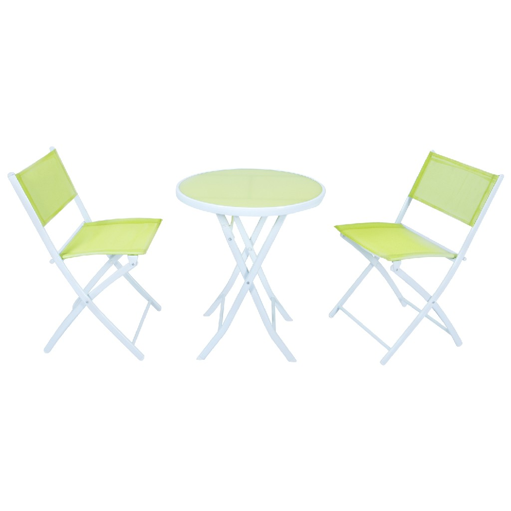 Outdoor | Chair | Table | Fold | Set