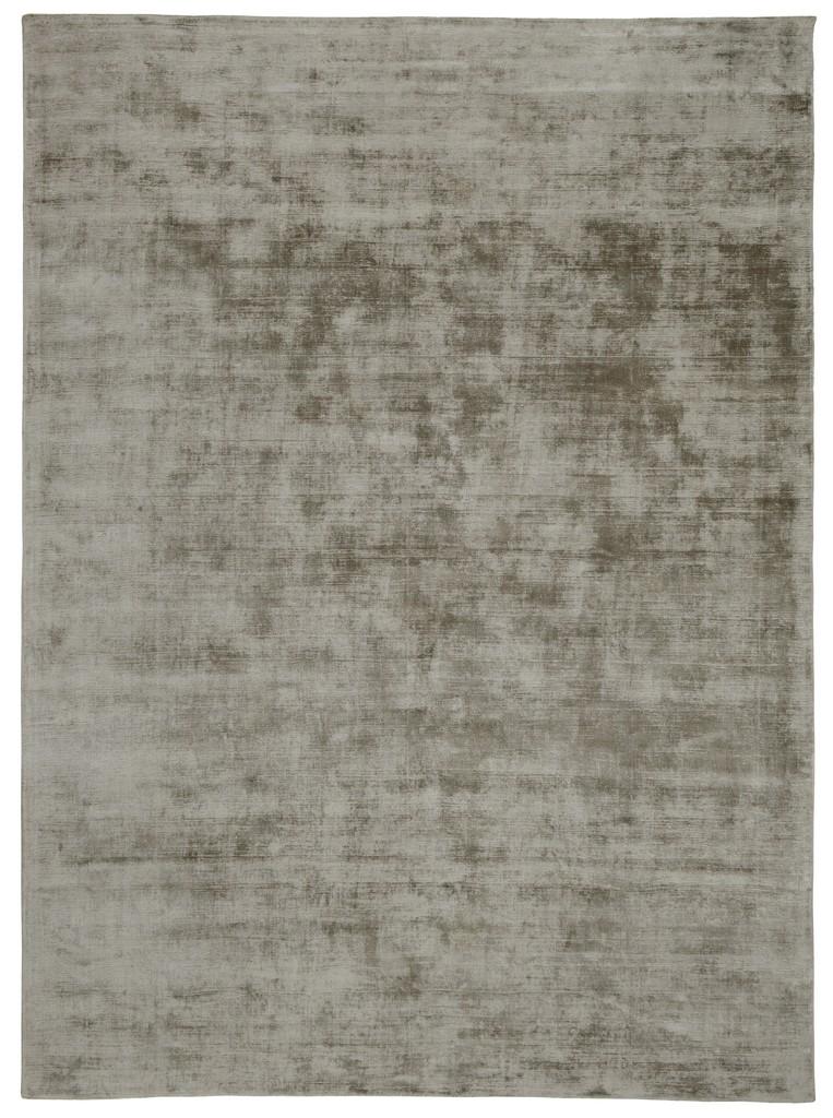 Cameron Hand-woven Distressed Viscose 8X10 Area Rug - Kosas Home 30026235
