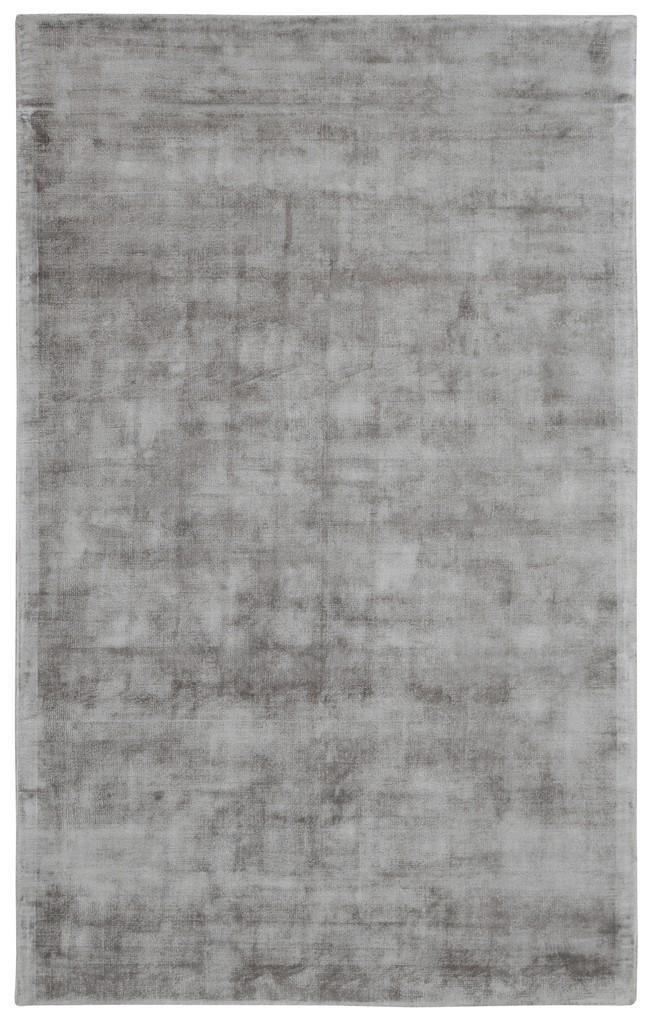 Cameron Hand-woven Distressed Viscose 2X3 Area Rug - Kosas Home 30026240