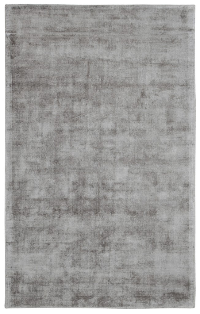 Cameron Hand-woven Distressed Viscose 5X8 Area Rug - Kosas Home 30026244
