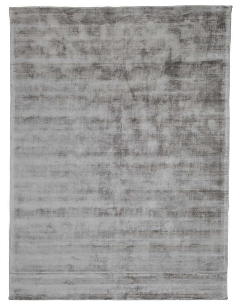 Cameron Hand-woven Distressed Viscose 8X10 Area Rug - Kosas Home 30026245