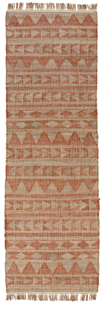 Camille Handwoven Jute 2.6x8 Area Rug - Kosas Home 30090103