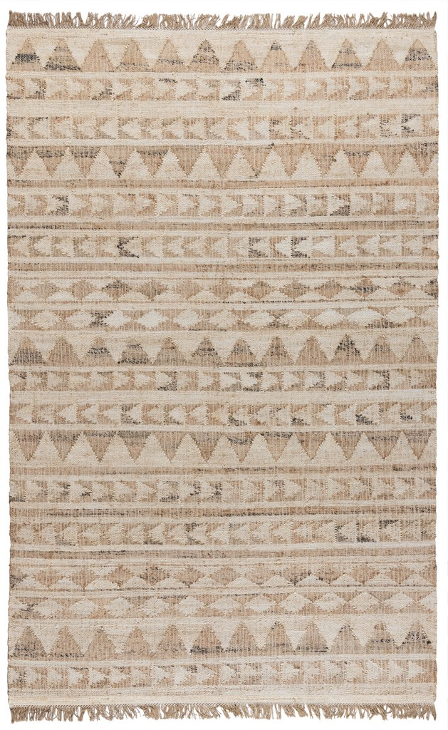 Camille Handwoven Jute 2x3 Area Rug - Kosas Home 30090200