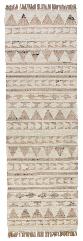 Camille Handwoven Jute 2.6x8 Area Rug - Kosas Home 30090203