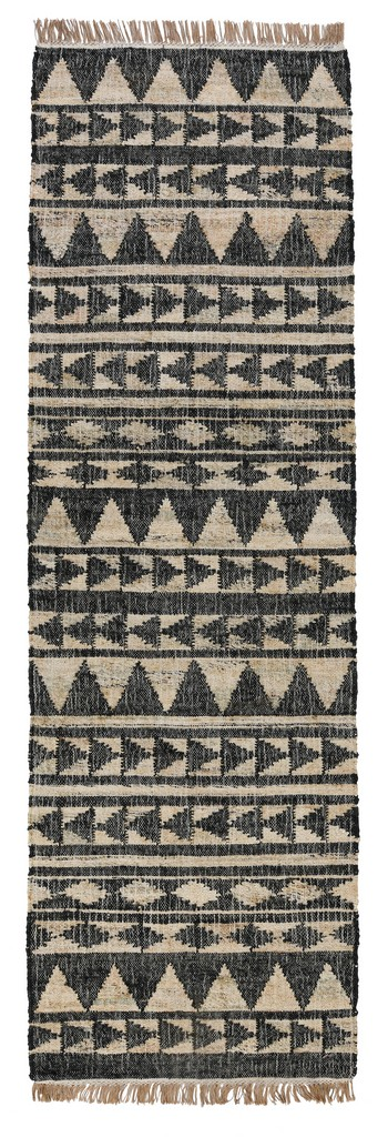 Camille Handwoven Jute 2.6x8 Area Rug - Kosas Home 30090303