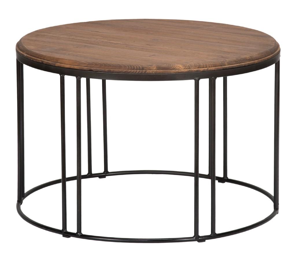 Baron Reclaimed Pine Coffee Table - Kosas Home 51003530