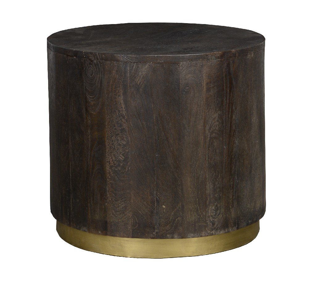 Andy Round End Table - Kosas Home 51011150