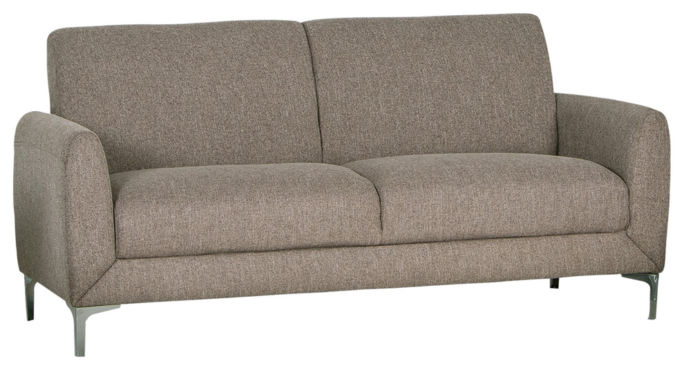 Best Master Furniture Wheat Living Room Sofa in Wheat - C108S