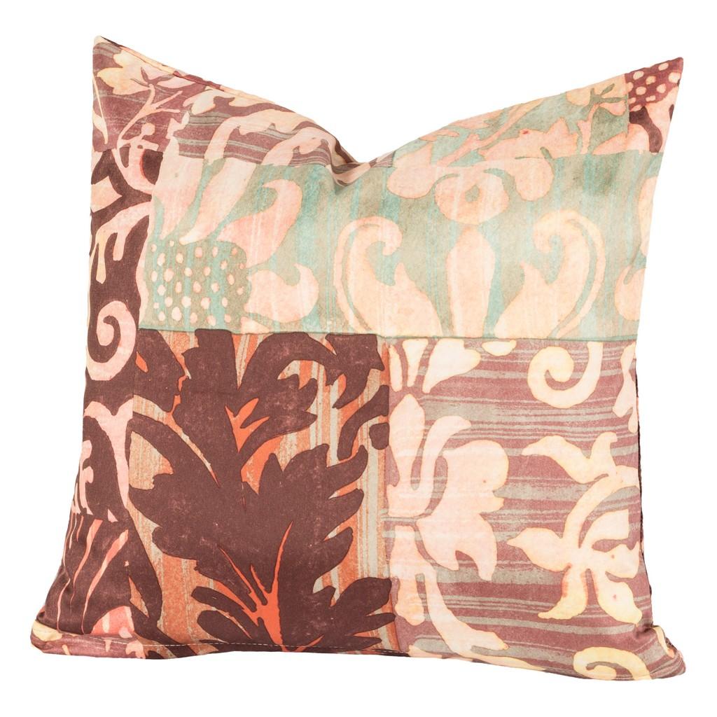 "Barcelona 26"" Designer Euro Throw Pillow - Siscovers BARC-P26"