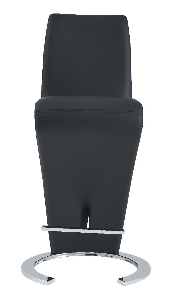 Barstools in Black (Set of 2) - Global Furniture USA D9002BS-BLK